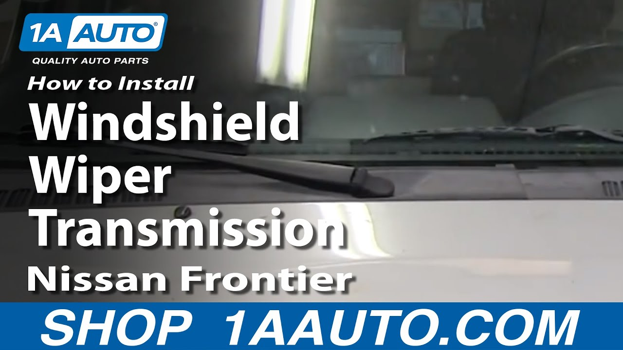 how to change wipers on 2013 taurus