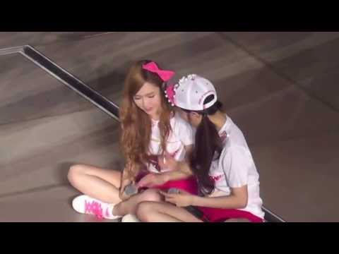 130721 SNSD World TOUR In Taiwan - Talk (JeTi)
