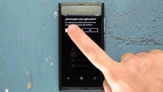 Como Borrar Una Aplicación En Windows Phone