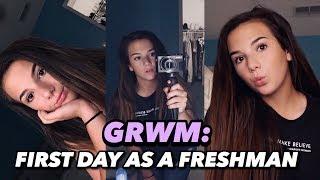 GRWM: First Day of Highschool! (FRESHMAN)