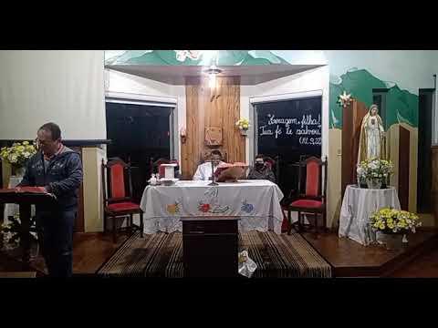 Santa Missa | 15.07.2021 | Quinta-feira | Padre Francisco de Assis | ANSPAZ