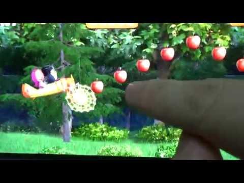 Chơi Game Lái Máy Bay Trong Phim Hoạt Hình Nga Em Bé & Bác Gấu - Game Smartphone Online