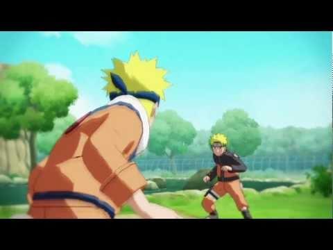Naruto Shippuden Ultimate Ninja Storm Generations Trailer