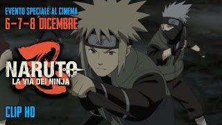 Naruto La Via Dei Ninja Clip La Pergamena Della Luna
