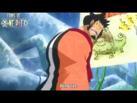 [One Piece funny] Đánh rắm thần công của Kinemon
