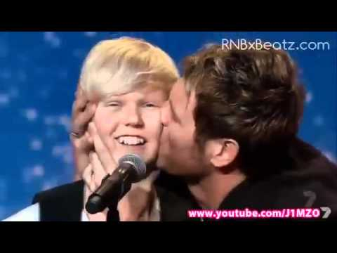 O Melhor do Mundo - Voz -  Jack Vidgen - Australia's -HD