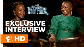 Date Night in Wakanda - Black Panther (2018) Interview | All Access