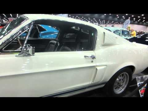 1967 Ford Shelby GT500 At 2014 Detroit Autorama