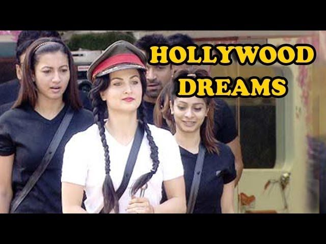 Bigg Boss -  Elli Avram talks about her HOLLYWOOD dreams