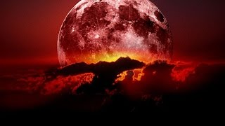 Blood Moon Total Lunar Eclipse 4th April 2015 With Chandra
