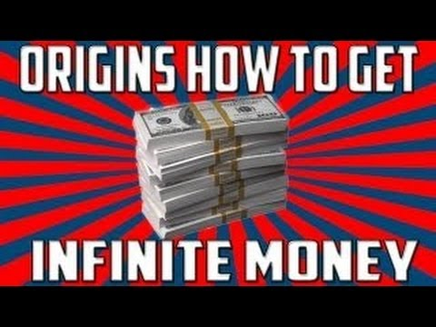 Black Ops 2 Zombies Origins How to Get INFINITE MONEY Trick on ROUND 1