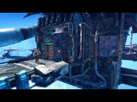 ENSLAVED Odyssey to the West Gameplay