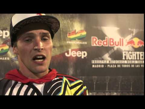 Red Bull X-Fighters World Tour 2014 Madrid: News Cut