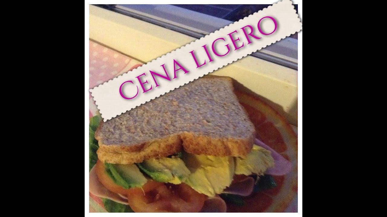 que cenar hoy un delicioso sandwich con vegetales youtube