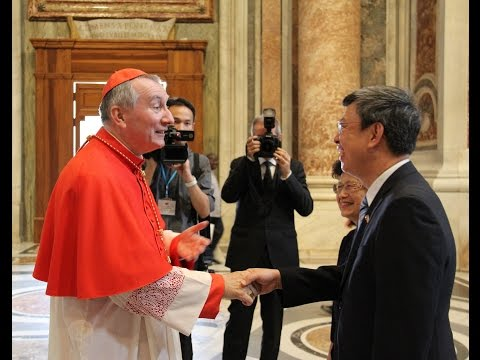 Vice President Chen attends Mass of Thanksgiving in Vatican City, tours ROC Embassy to the Holy See