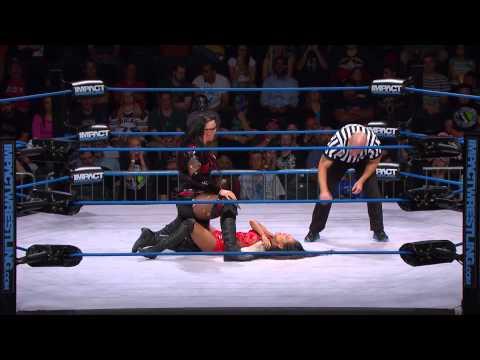 Gail Kim vs. Havok for the Knockouts Championship (Oct. 1, 2014)