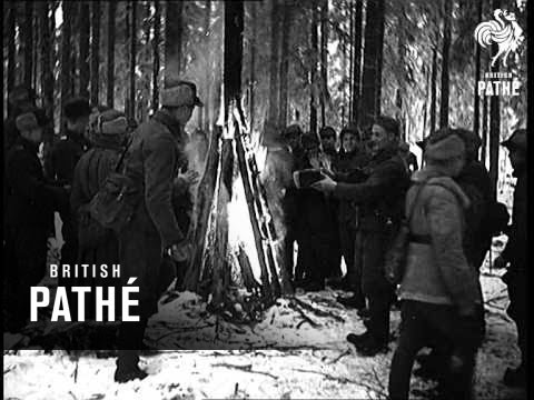Latest From Finland Aka Finnish Troops In The Snow (1940)