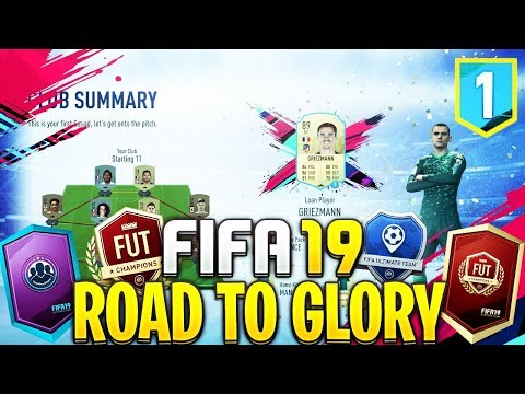 FIFA 19 - ULTIMATE TEAM | 1. rész -