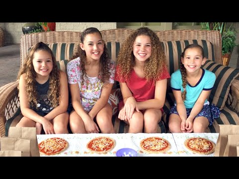 Chicken Nugget Challenge Haschak Sisters Phim Video Clip