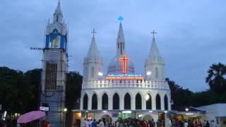 Shrine Basilica Of Our Lady Of Good Health Of Velankanni
