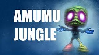 League Of Legends Amumu Jungle Full Game Commentary