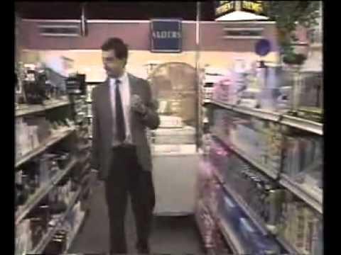 Mr Bean Goes Shopping Hq Youtube