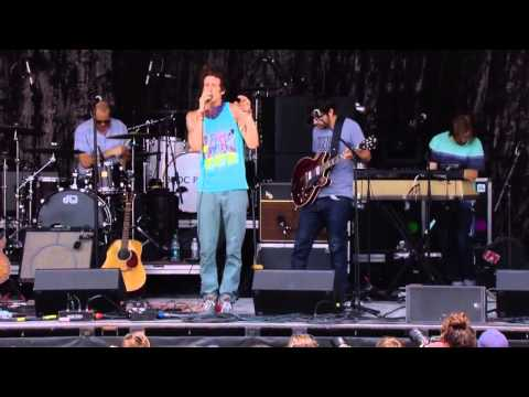 The Revivalists - Stand Up at Hangout Music Festival 2013