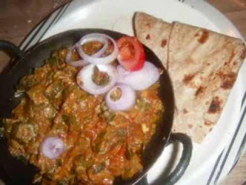 Lady's finger curryin tamil [Kadai bhindi recipe  ] in tamil