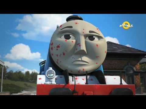 Lokomotiva Tomáš - 19 séria, 4 epizóda - Henryho flekaté problémy