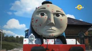 Lokomotíva Tomáš - 19 séria, 4 epizóda - Henryho fľakaté problémy