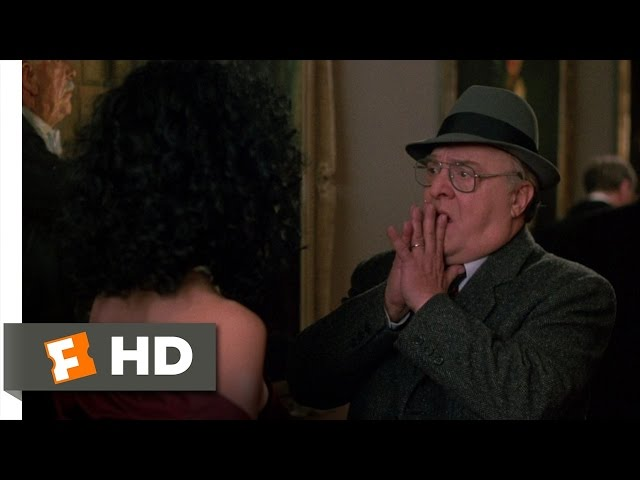 Moonstruck (8/11) Movie CLIP - Pop and Mona (1987) HD