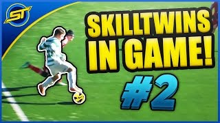 Hao123-New Cristiano Ronaldo - SkillTwins Highlights 2013 ★ HD