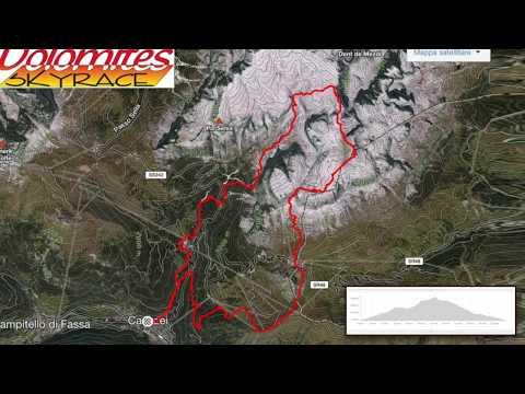 Copertina video La presentazione della 20ª Dolomites Skyrace
