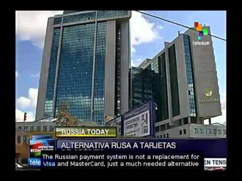 Putin Approves Russian alternative to MasterCard and VISA