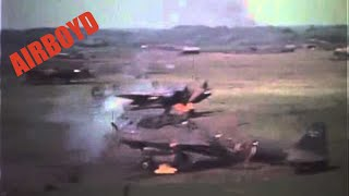 P-51 Airfield Strafing Runs (C.1945)