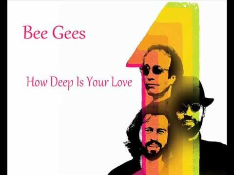 Bee Gees - How Deep Is Your Love *HQ*