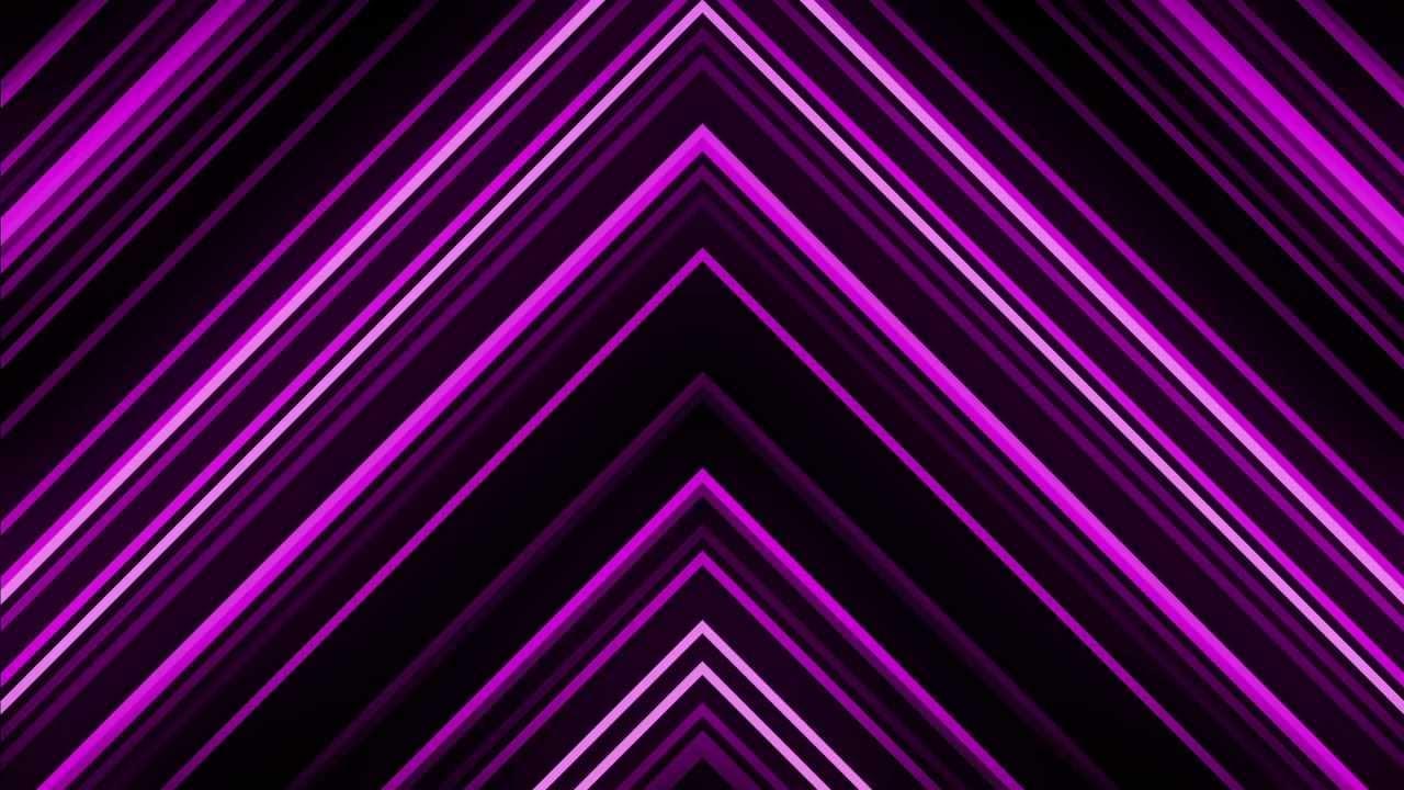 Purple Light Arrows - HD Background Loop - YouTube