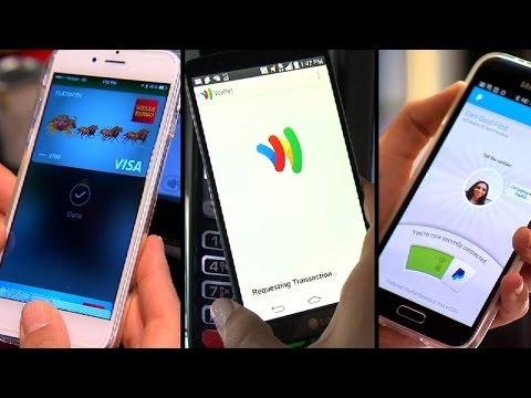 Apple Pay vs. Google Wallet vs. PayPal