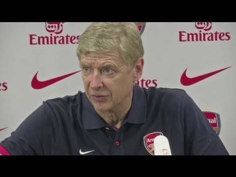 Wenger 'surprised' with Ozil signing