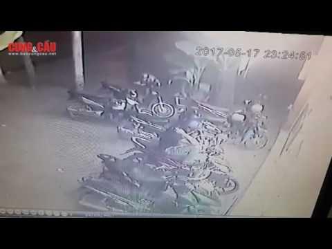 Khách mất xe tại siêu thị FamilyMart - Tạ Quan Bửu - Quận 8
