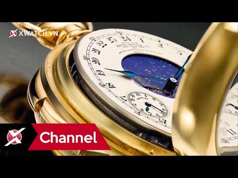 Top 5 chiếc đồng hồ đắt nhất thế giới - Xchannel