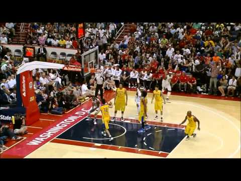 2012 USA vs Brazil basketball (Highlights) HD