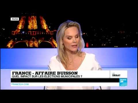 France - affaire Buisson : quel impact sur les élections municipales ? (Partie 2) - #DébatF24