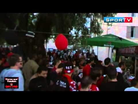 Rugby Finale Top14 RC Toulon vs Castres Au Coeur des Supporters Live TV Sports 2014