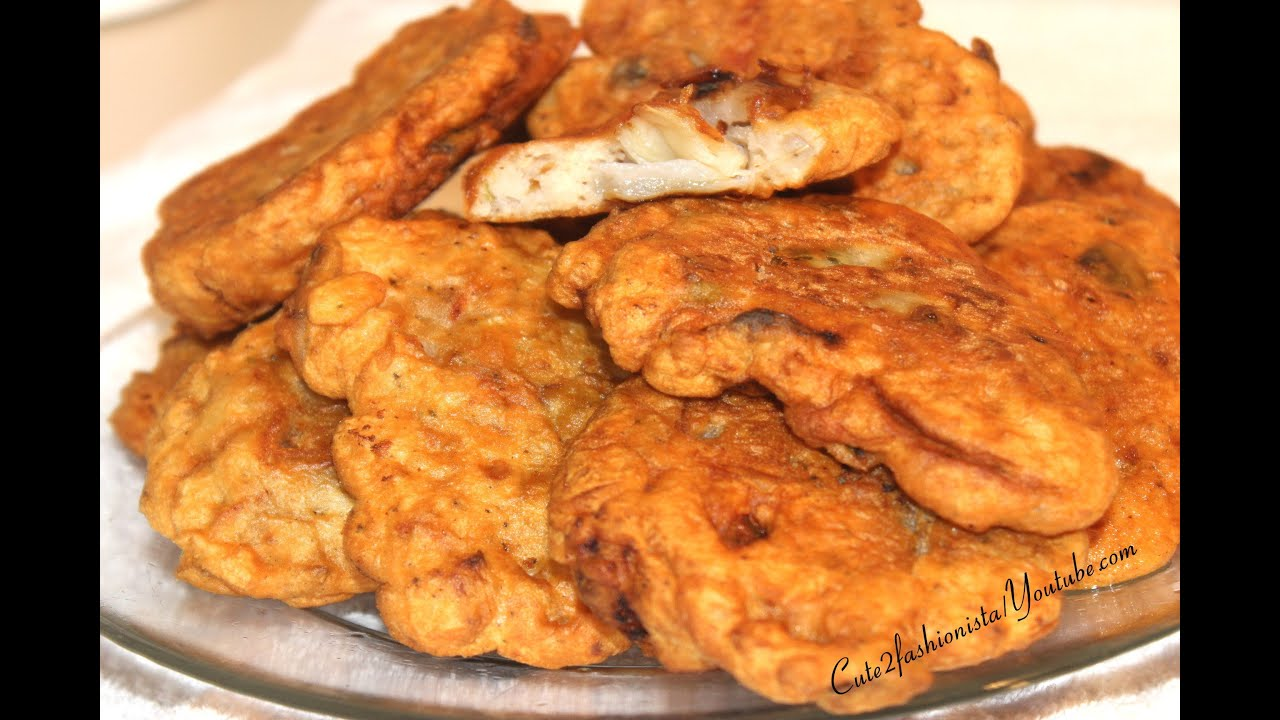 How to make real jamaican salt cod fish fritters youtube for Jamaican salt fish