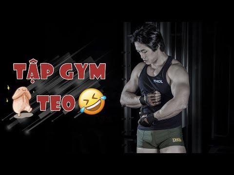 DN Vlog - Tập tạ teo chym? Sự thật cách cải thiện sức khỏe và kích thước cậu nhỏ bằng gym
