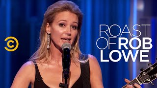 Roast of Rob Lowe - Jewel - Acoustic Roasting
