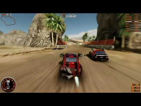 Gas Guzzlers: Combat Carnage - Gameplay