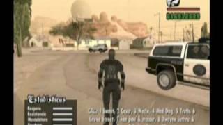 [GTA San Andreas] El Rescate De Carl