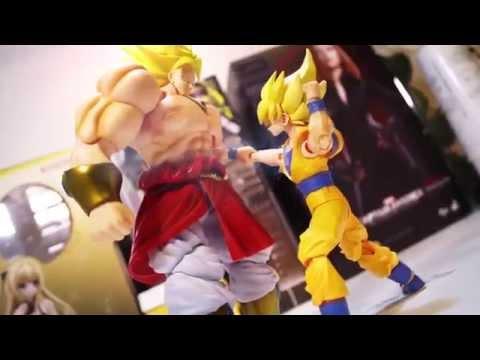 Khi Broly VS Son Goku Gặp Nhau Ngoài Đời Tthực